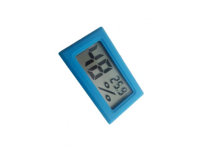 Termômetro Higrômetro Termohigrometro  Digital Colorido - 3/5