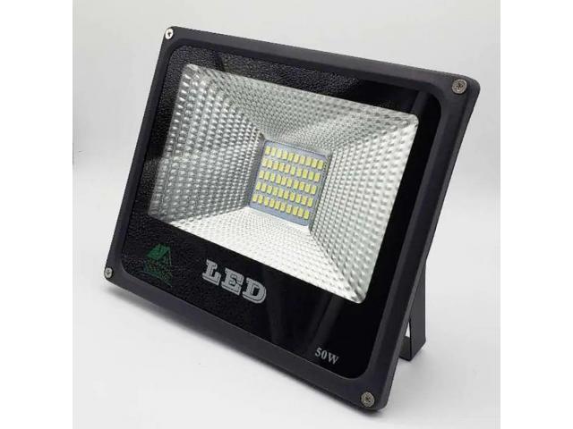 Refletor de LED 50W Branco Frio - 1/3