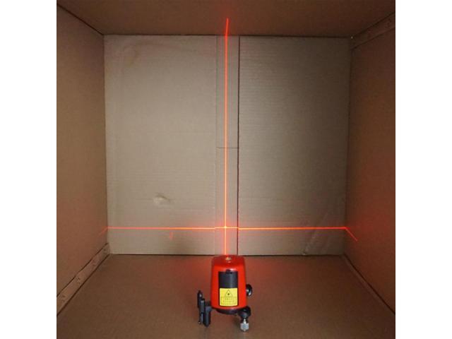 Nível a Laser Horizontal & Vertical - 2/3