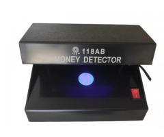 Testador de Notas Dinheiro - Para Identificar Notas Falsas