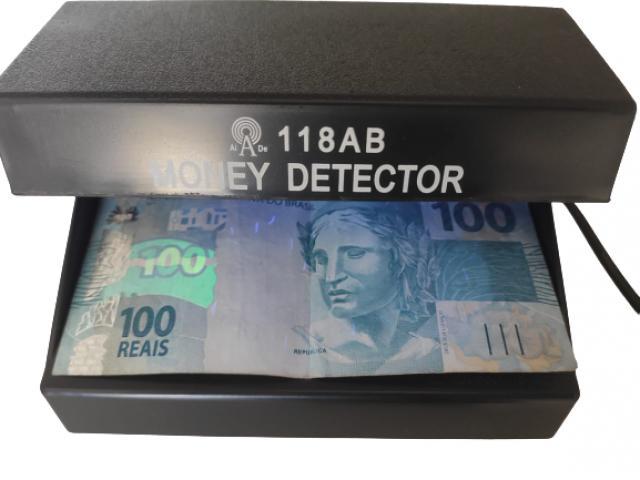 Testador de Notas Dinheiro - Para Identificar Notas Falsas - 2/4