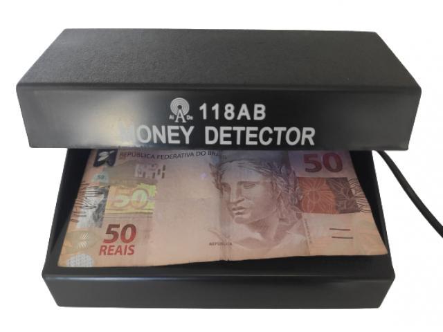 Testador de Notas Dinheiro - Para Identificar Notas Falsas - 3/4
