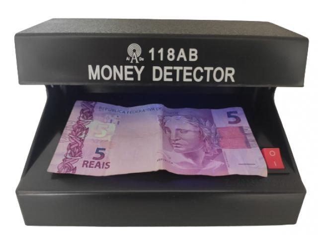 Testador de Notas Dinheiro - Para Identificar Notas Falsas - 4/4