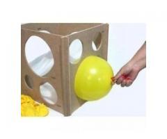 Medidor Gabarito de Balões, Bexigas, Bolas Balão 3 a 10 - Medir Balão