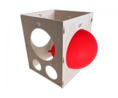 Medidor Gabarito de Balões, Bexigas, Bolas Balão 3 a 10 - Medir Balão - Imagem 4/4