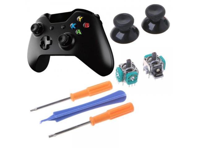 Jogo para Conserto Controle Xbox One - Chave Torx T6 e T8 + Analógico - 1/4