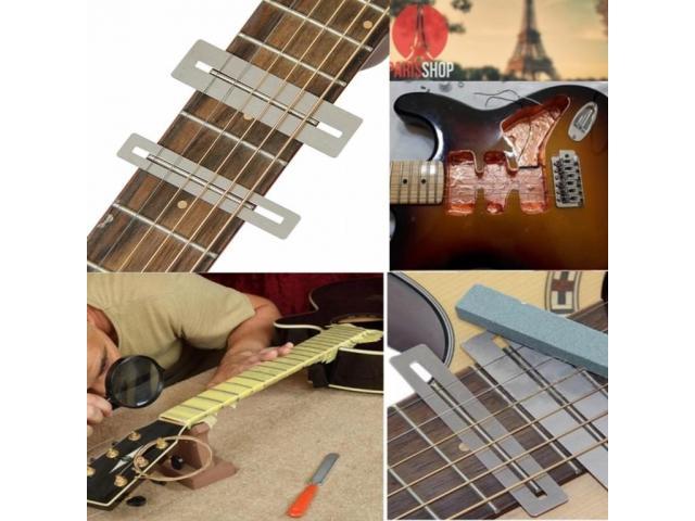 Protetor de Trastes Guitarra/Violão/Baixo Ferramenta Luthier - 1/4