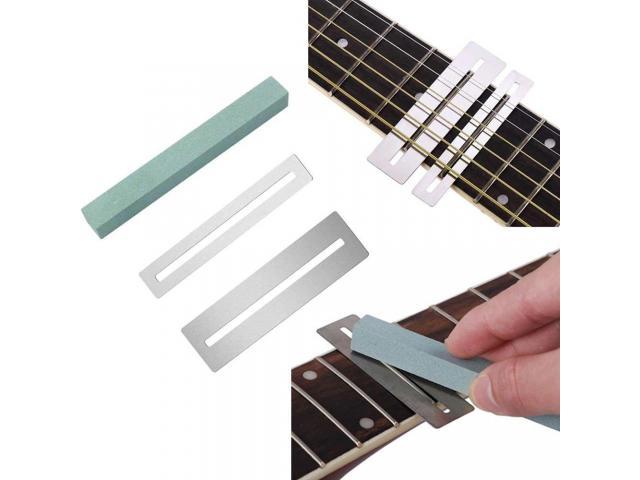 Protetor de Trastes Guitarra/Violão/Baixo Ferramenta Luthier - 4/4