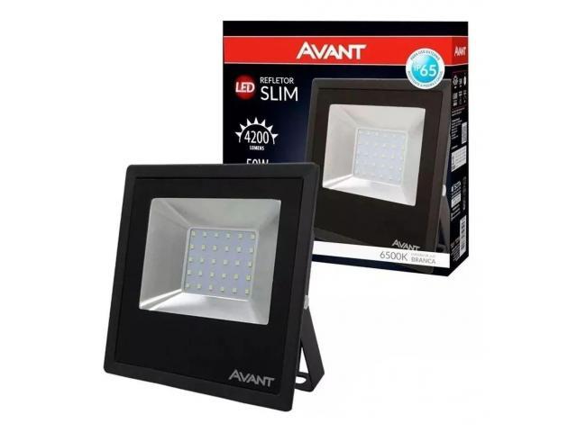 Refletor de LED 50W Super Econômico - 4/6