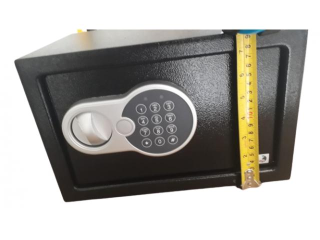 Cofre Eletrônico Digital 31cmx20cm - 4/5