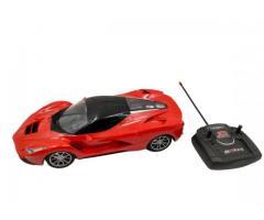 Carrinho Controle Remoto Ferrari Vermelha - Imagem 1/2