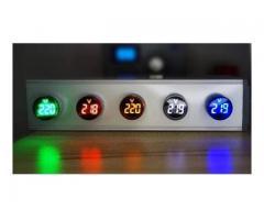Voltímetro Digital AC 110v 220v