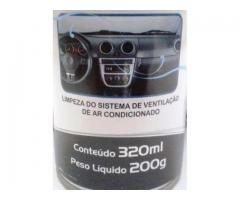 Limpa Ar Concionado Veicular Ônibus Bactericida - Faça Você Mesmo Spray c/ Sonda