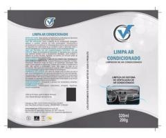 Limpa Ar Concionado Veicular Ônibus Bactericida - Faça Você Mesmo Spray c/ Sonda - Imagem 6/6