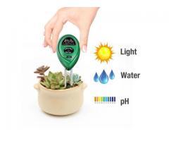 Medidor de PH Solo 3 em 1: Luminosidade, Umidade e PH - Imagem 3/3