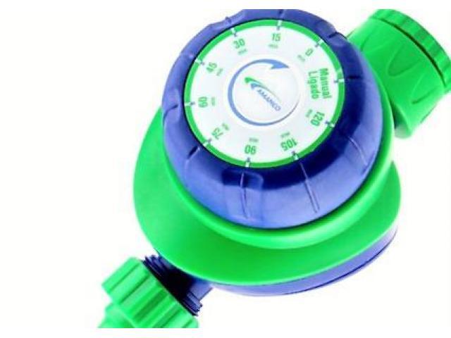 Temporizador Manual para Irrigação - 2/3