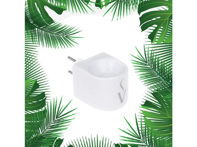 Aromatizador Difusor Elétrico Portátil de Ambientes + 1 Essência - Sua Casa ou Loja Sempre Cheirosa - 2/4