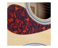 Escudo para violão gota autocolante