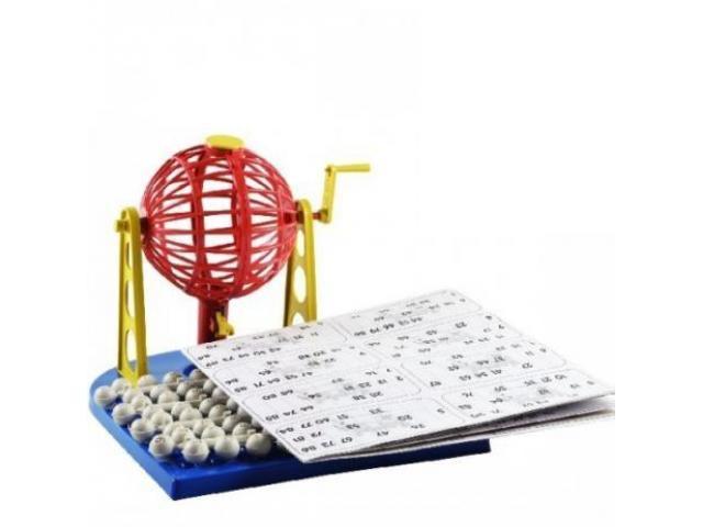 Jogo de Bingo com Roleta - 2/2