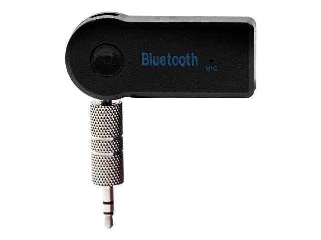 Adaptador P2 Receptor Bluetooth Música Chamada Som Carro - 3/3