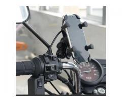 Suporte para Celular Moto com USB Carregador Universal - Imagem 6/6