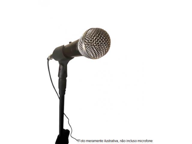 Pedestal Suporte Para Microfone - Karaokê Igreja Barzinho etc - 3/5
