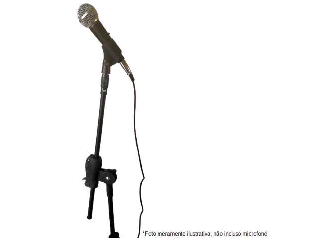 Pedestal Suporte Para Microfone - Karaokê Igreja Barzinho etc - 4/5