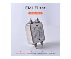 Filtro de Energia Anti Ruído e Interferência Elétrico EMI Monofásico 10a 115 v 250 v cw4l2 50/60 hz - Imagem 6/6