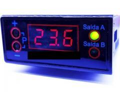 Termostato Chocadeira Com Sensor Digital Saida Viragem