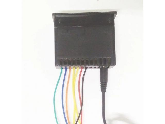 Termostato Chocadeira Com Sensor Digital Saida Viragem - 3/4