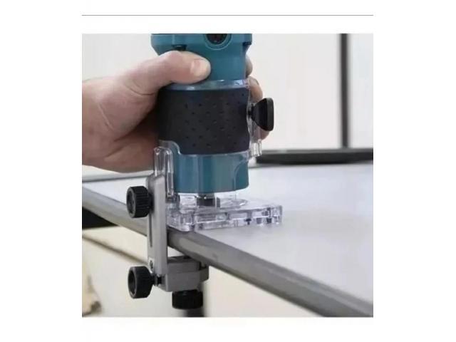 Tupia Laminadora 6mm 1/4 Potencia 650w 220v Tecnologia Japonesa - 1/4