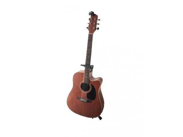 Suporte de Chão para Violão Guitarra Contrabaixo - 1/5