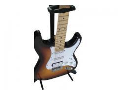 Suporte de Chão para Violão Guitarra Contrabaixo