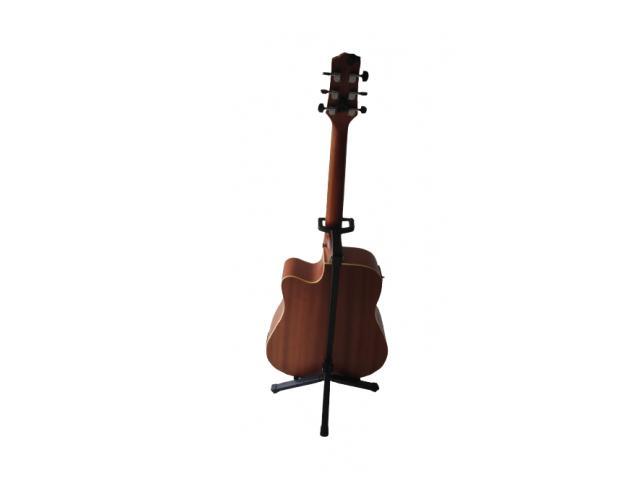 Suporte de Chão para Violão Guitarra Contrabaixo - 4/5