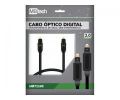 Cabo Óptico Digital 2,0 Metros - Imagem 4/5