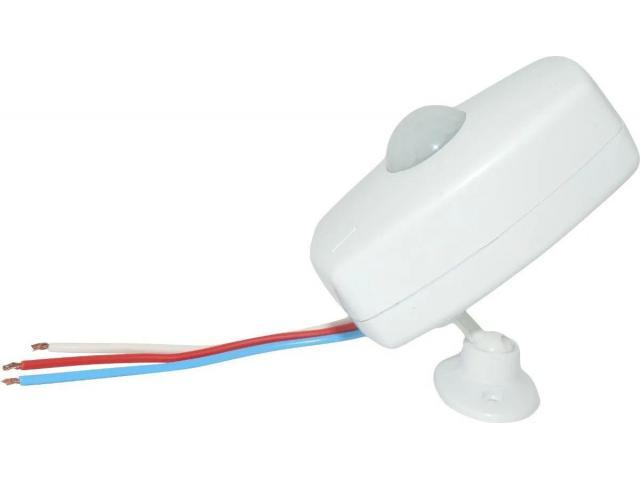 Sensor de Presença para Iluminação Bivolt + Fotocélula Cftv Portão Garagem etc - 2/3