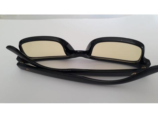 Óculos Gamer Anti Radiação Luz Azul Unissex - 2/3