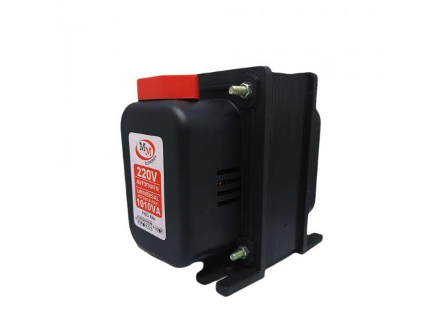 Auto Transformador  220V/110V /  110V/ 220 V Portatil - 1/6