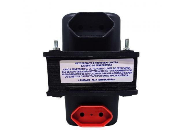 Auto Transformador  220V/110V /  110V/ 220 V Portatil - 3/6