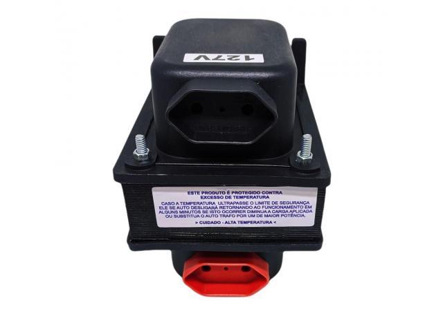 Auto Transformador  220V/110V /  110V/ 220 V Portatil - 4/6