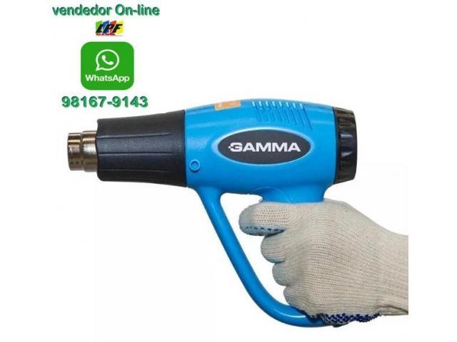 Soprador Térmico 220V 2000W de Potência - 1/2
