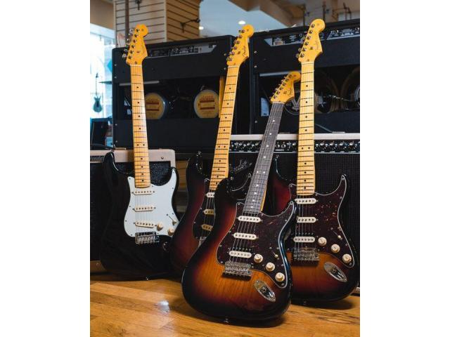 Chave 5 Posições Para Guitarra Stratocaster - 5/5