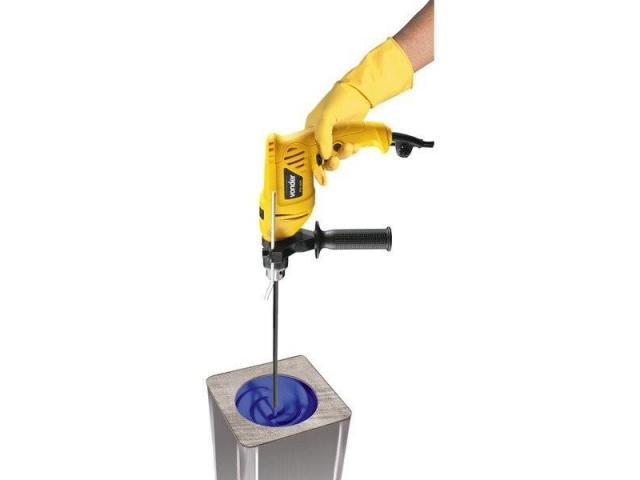 Mexedor de Tinta para Uso em Furadeira 60cm - 2/3