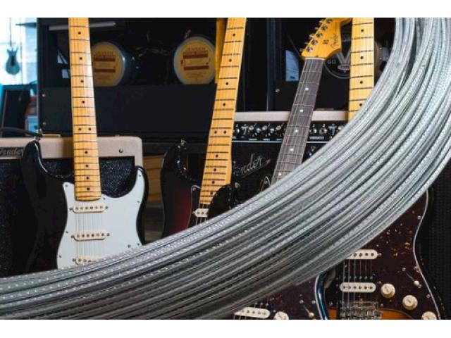 Traste Jumbo Médio Para Violão/Guitarra -Dhp 23  O Metro - 1/5