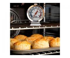 Termômetro para Forno e Churrasqueira Aço Inox - Imagem 2/4