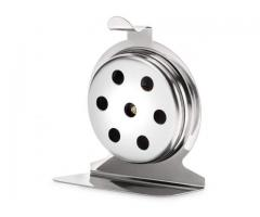 Termômetro para Forno e Churrasqueira Aço Inox