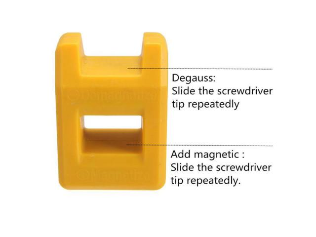 Magnetizador e Desmagnetizador para Chaves - 3/5