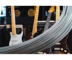 Traste Jumbo Inox Para Guitarra Baixo Violão 27HS 300HV O Metro
