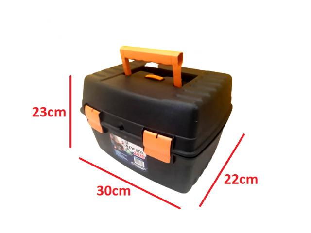 Caixa Maleta Box Ferramentas Multi Uso - 2/5