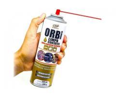 Limpa Contato Elétrico Spray Eletrônico 300ml Orbi